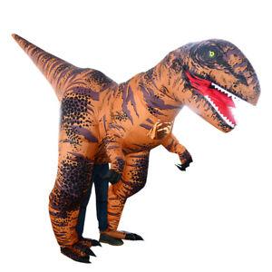 The Turtle Market, Inflatable T-Rex 2.0 Costume; Unisex; Waterproof