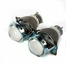 Safego Upgrade Car Stying Full Metal Q5 Bi Xenon Mini3 D2S Projector Lens H4 HID