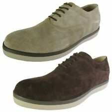 Suede Solid Shoes for Men