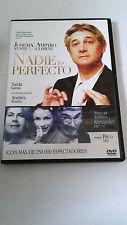 "DVD ""NADIE ES PERFECTO"" JOSEMA YUSTE AMPARO CLIMENT ALEXANDER HERROLD PACO MIR"