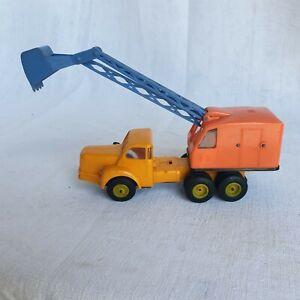 NOREV camion Berliet tracteur TBO 15 jouet ancien plastique 1/43 tractopelle