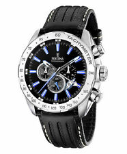 Elegante Festina Armbanduhren mit gebürstetem Uhrengehäuse
