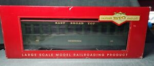 Bachmann G gauge Carriage East Broad Top used in good condition