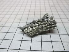 Samarium Metal Element Sample 20g Dendritic Pieces 99.99% Pure - Periodic Table