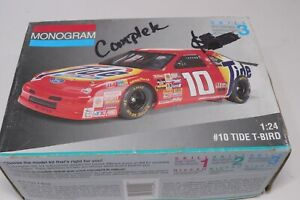 Monogram 1994 Tide #10 Ricky Rudd Ford T-Bird Model Car 1/24 Nascar Parts Kit