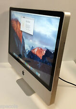 "Apple iMac 24"" 9.1 C2D 2.93 GHz 640GB 8GB RAM OSX 10.10 Wi-Fi Warranty (53)"