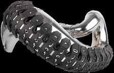 POLISPORT Armadillo Universal 2 stroke Exhaust pipe GUARD MOTOCROSS ENDURO Black