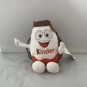 FAB KINDER EGG CHOCOLATE SURPRISE PILOT PLUSH SOFT TOY