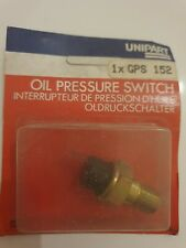 UNIPART GPS152 OIL PRESSURE SENSOR GAUGE FIT FOR FIAT LANCIA NOS