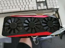asus geforce ti 980 strix graphics card faulty for parts not working