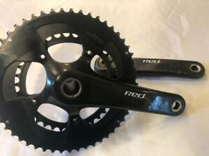 SRAM RED Crank 167.5mm, GXP BCD 110 52t/34t chainrings