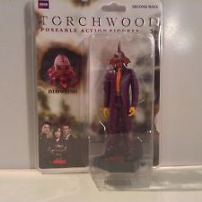 Torchwood Poseable Action Figures Blowfish second wave