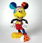 MICKEY MOUSE Skulptur Statement Enesco Disney Romero Britto 4019372 PopArt