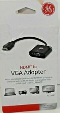 GE 33588 HDMI To VGA Adapter GE HDMI to VGA Adapter Jasco 35841