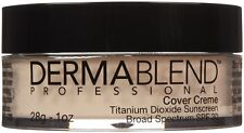 Dermablend Cover Creme Spf 30 Chroma 2 1/8 Natural Beige, 1 oz.