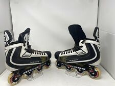 Mission The Syndicate SX3 Inline Hockey Roller Skates 12E