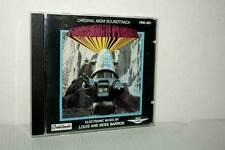 Louis and Bebe Barron - Forbidden Planet CD AUDIO USATO COME NUOVO VBC 50809