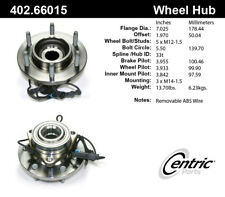 Axle Wheel Bearing And Hub Assembly Front Centric 402.66015 fits 06-10 Hummer H3