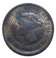 1882 H Canada One 1 Cent - Victoria - Lot 1152