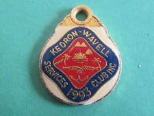 Kedron Wayvell Services RSL Club Badge