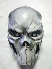 ARMY of TWO PAINTBALL AIRSOFT BB GUN PROP HELMET GOGGLE MASK Skull Punisher 03