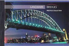 Australia 2004 Landmark Bridges Prestige Booklet