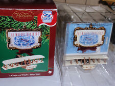 Wright Brothers 100 years of flight commemorative ornament Carlton Cards
