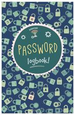 Password Book Large Keeper Internet Website Logbook Web Organizer Locks