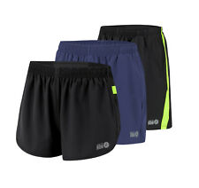 Men's Active Running/Gym/Athletics/Workout Shorts with Liner & Zip Pocket