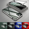 Magnet Hülle iPhone 12 Mini / Pro / Max Full Cover 360 Grad Handy Case Schale