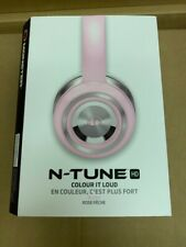 Monster Ncredible N-Tune HD On-Ear Headphones w/ ControlTalk - Blush Pink