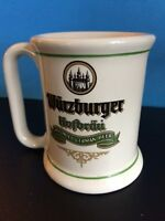 """THE OFFICIAL TANKARDS OF THE WORLD'S GREAT BREWERIES ~ WURZBURGER"""" GERMAN BEER"""