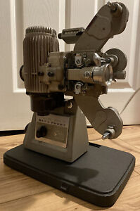 SUPER RARE Bell & Howell Model 173 Time & Motion Study 16mm Cine Film Projector