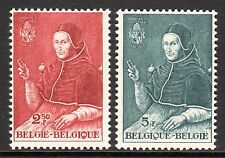 Belgium - 1959 Pope Adrianus VI - Mi. 1162-63 MNH