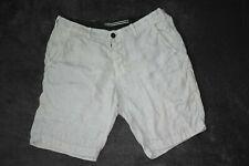 STONE ISLAND shorts linen 100% gray pants trousers type SL size W 34 MEN bermuda