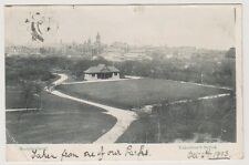 Tyne & Wear postcard - Sunderland, General View - P/U 1903