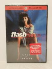 New listing Flashdance Dvd 2002 New Sealed 80s Drama Widescreen