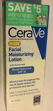 Cerave Facial Moisturizing Lotion AM SPF 30   3oz  Exp. 10/22