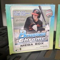 TOPPS 2020 Bowman Chrome Mega Box Sealed NEW Baseball - Auto Rookie