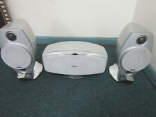 Set of 3 Sony SS-LA500ED & SS-LAC505ED Audio System Speakers