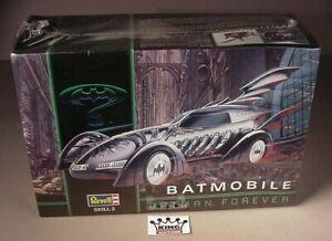 1995 Batman Forever Batmobile Model Kit MISB unbuilt Revell DC Comics Super hero