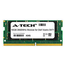 A-Tech 16Gb 2666Mhz Ddr4 Ram for Dell Vostro 5471 Laptop Notebook Memory Upgrade