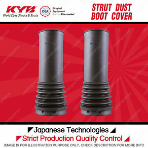 2x Front Strut Rubber Dust Boot Cover for Volkswagen Crafter 2E 35 50 2.5L DT5