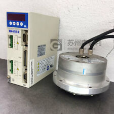 USED HARMONIC DRIVE SYSTEMS HA-655-2-200/FHA-17C-50-E250-C MOTOR  TESTED WORKING