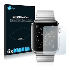 6x Savvies Screen Protector for Apple Watch (42mm) Ultra Clear