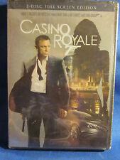 Casino Royale 007 2 Disc DVD Sealed