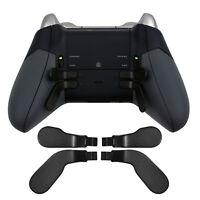4Pcs Official Paddles Ersatzteile für Xbox One Elite 1 Controller Joystick