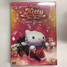 Hello Kitty & Ses Amis Volume 4 Chante Avec Moi dvd neuf sous blister c10