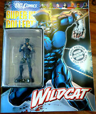 DC Comics Super Hero Collection Issue #73 Wildcat ~ Eaglemoss Magazine Figurine