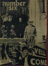 REVUE NUMBER SIX ( LE PRISONNIER). N°17. 1988. EN ANGLAIS.